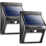 eDealMax energía solar 12 LED del paisaje del proyector de ...