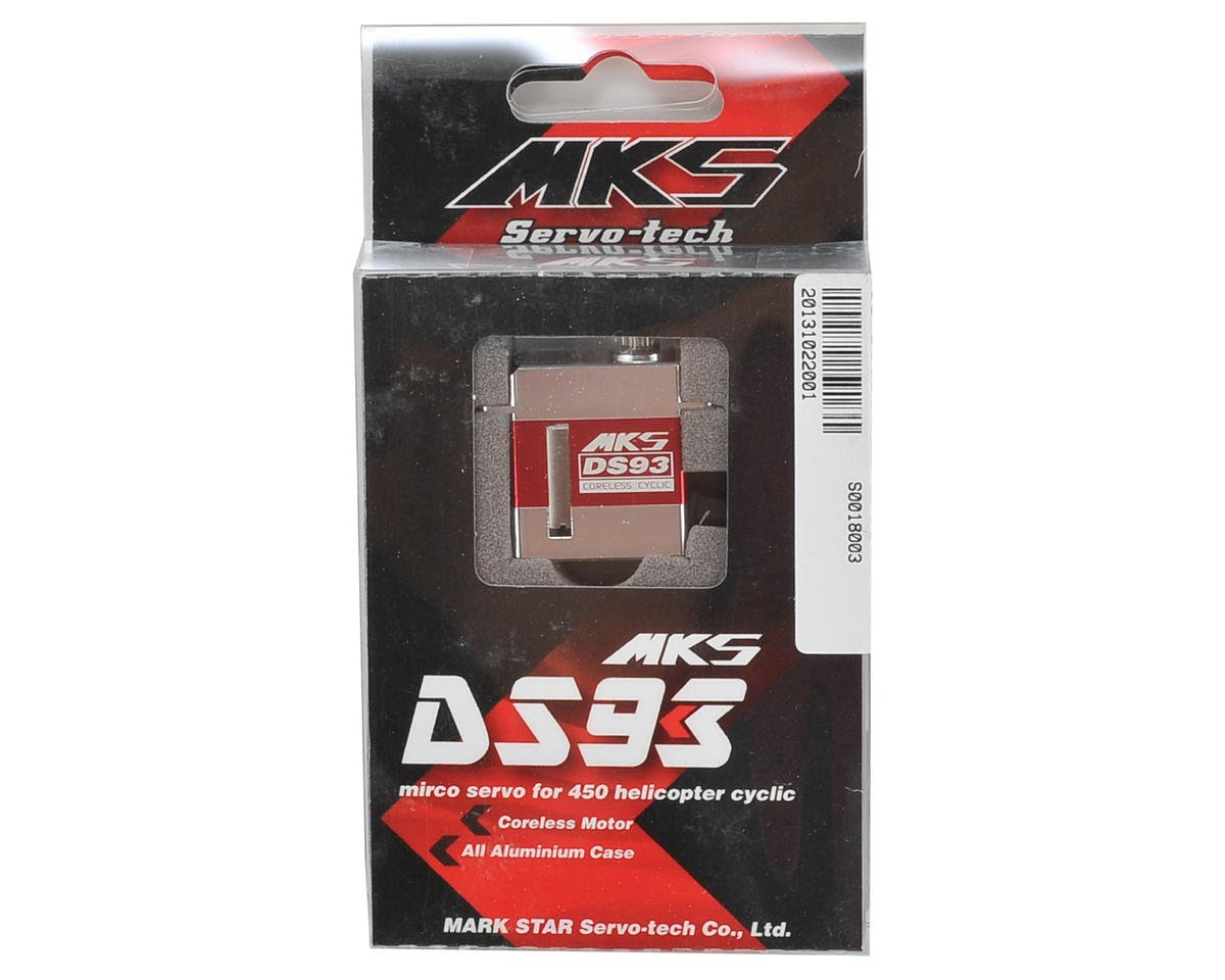 MKS-DS93 MKS DS93 Metal Gear Micro Digital Servo Radio