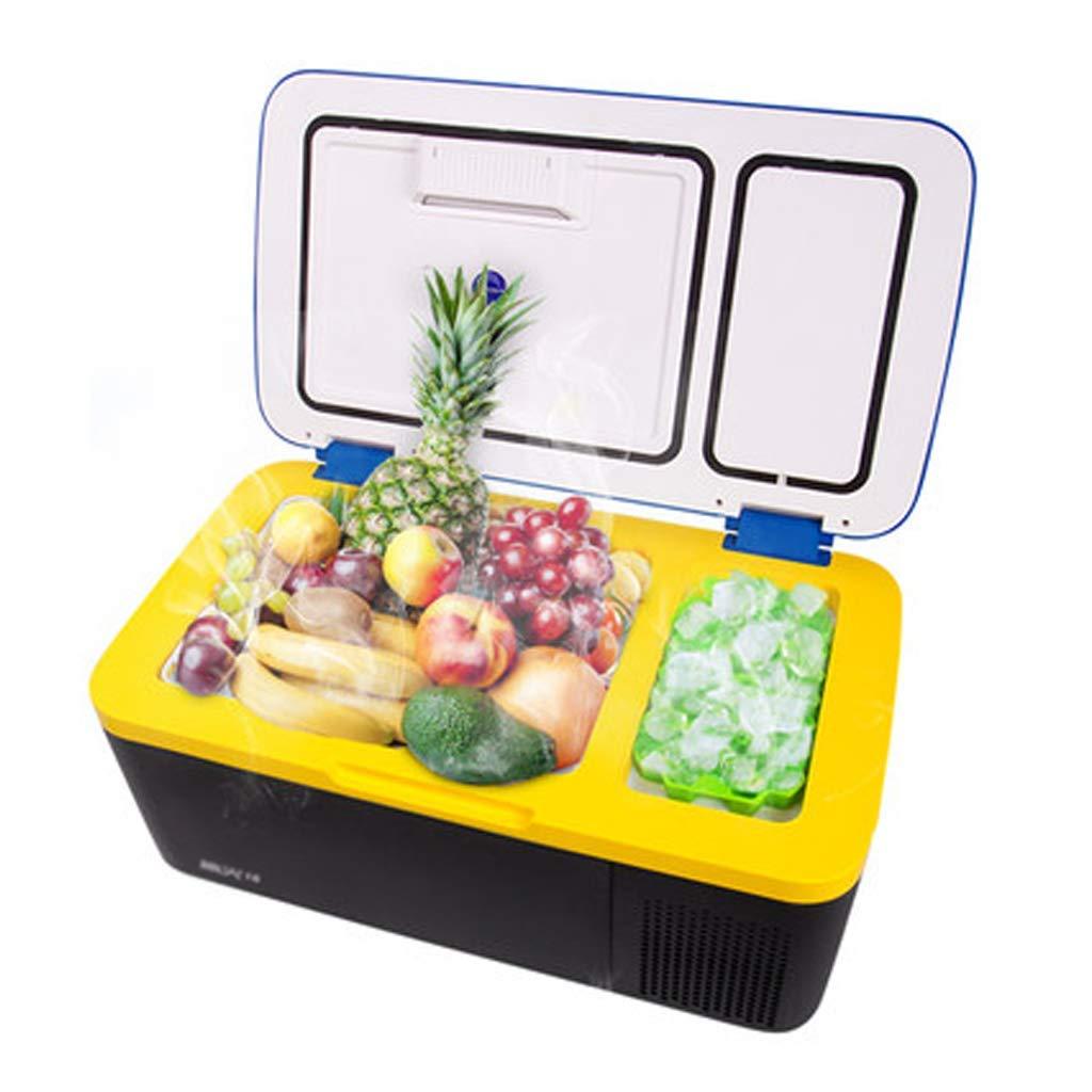 WYJW Ice Car Refrigerator Car Home Compresor de Doble Uso ...