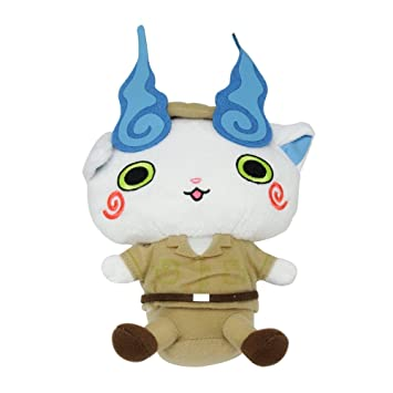 "Yokai Watch - 7"" Komasan Plush Toy"