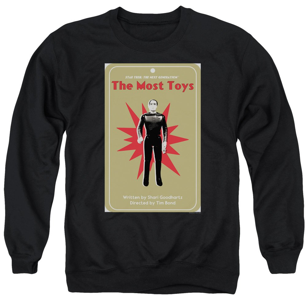 Star Trek - - Männer TNG Staffel 3 Episode 22 Pullover