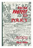 From Protest to Policy, Pam Solo, 0887301126