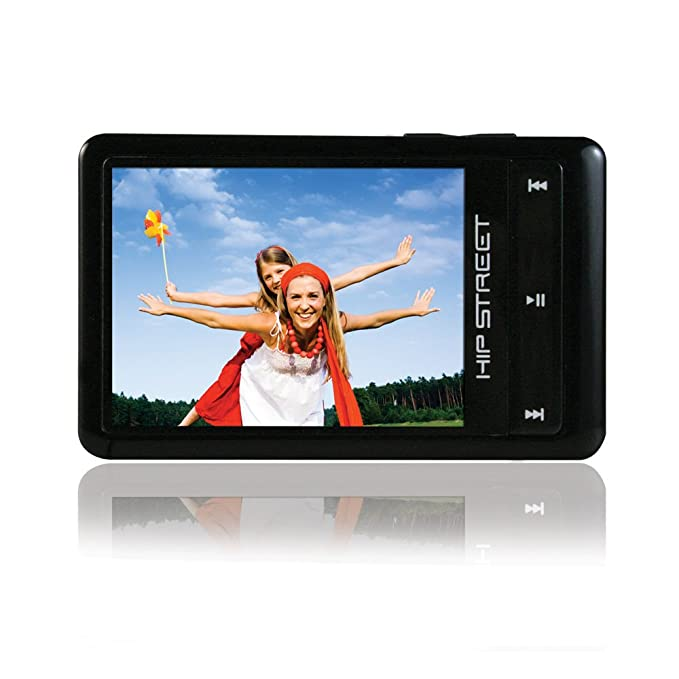 hip street hs 57 4gbbk 4 gb video mp3 player with 2 4 inch display rh amazon ca MP3 Player Operating Instructions Sony MP3 Player Manual