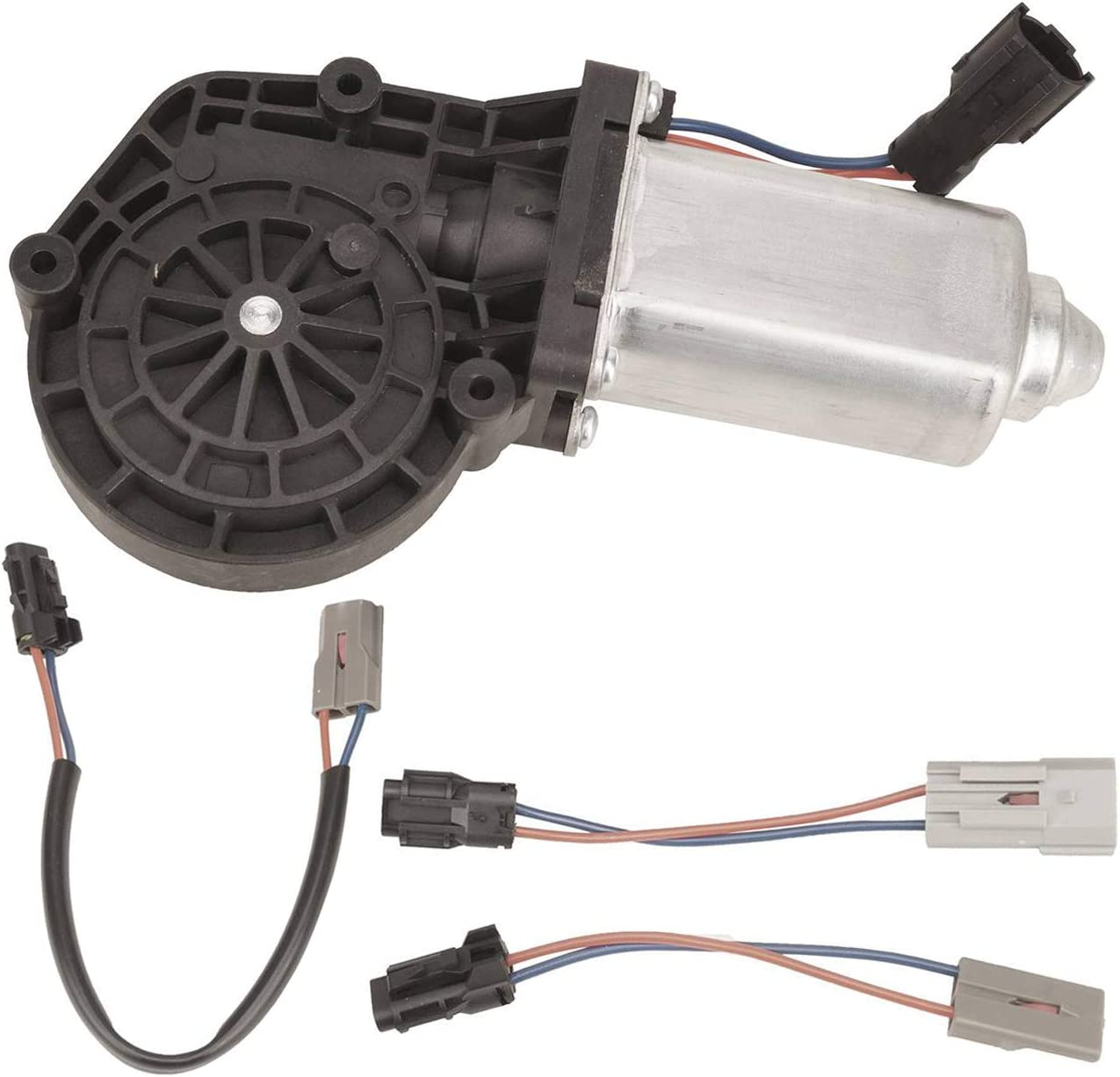 AUTOPA F65Z-15233V95-ABRM Front Left Power Window Lift Motor for Ford Lincoln F-150 Navigator