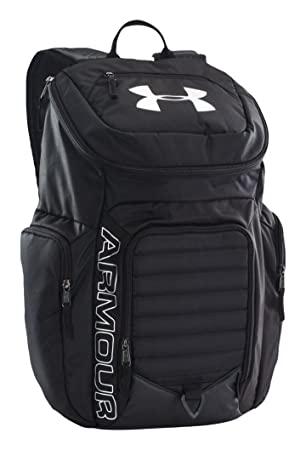 Under Armour Storm Undeniable II Backpack, Black/Silver, One Size