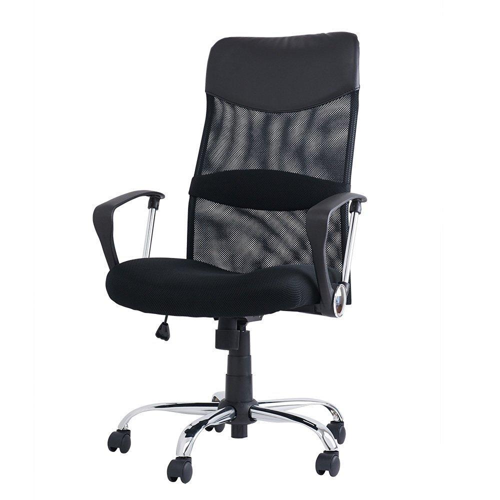 通気 オフィス 低反発入りオフィスチェアー パソコンチェア オフィスチェアー 学習椅子 メッシュ 事務所 デスク用チェア 送料無料 オフィスチェア 5色 椅子 ハイバックチェア 肘付タイプ