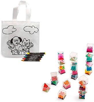 Pack para piñatas y cumpleaños Infantiles. Lote de 24 Bolsas para ...