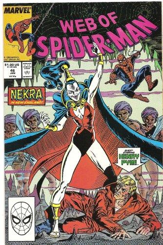 Web of Spider-Man #34