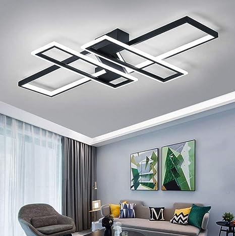 Amazon.com: Moderna lámpara de techo de diseño de lámpara de ...