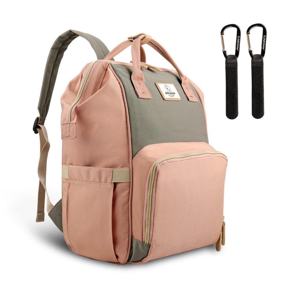 21b713f7b4fc Pipi bear Changing Backpack Bag - Large-Capacity