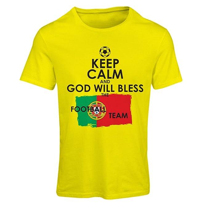 lepni.me Camiseta mujer Campeonato mundial de fútbol de la Copa Mundial 2018, equipo