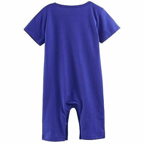 Ropa de bebé de Súperheroe, modelo Vegeta, disfraz original para niños, body, pijama, 100% algodón Talla:6 mois (5.5 - 7 kg / Longueur 60-66 cm): Amazon.es: ...