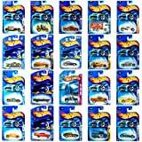 Hot Wheels, Die-Cast Vehicle Bundle of 4 [Styles May Vary]