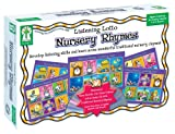 quest boardgame - Listening Lotto: Nursery Rhymes Educational Board Game