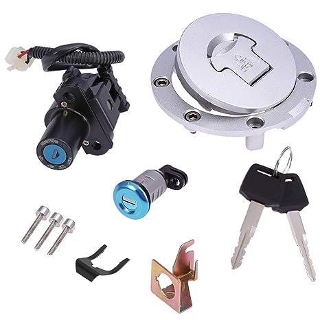 Amazon Com D Ho Ignition Switch Lock Fuel Gas Cap Key Kit For Honda