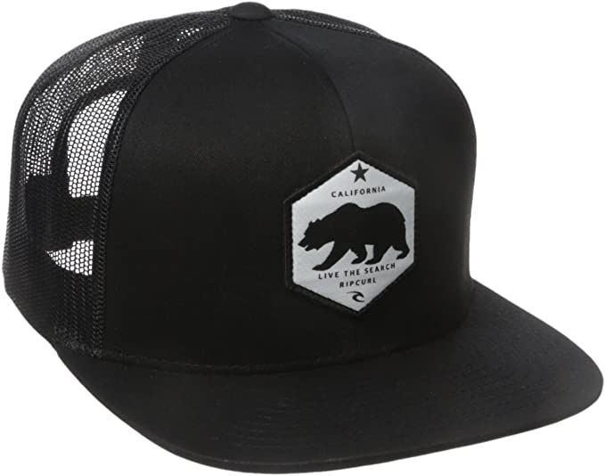 Rip Curl Mens California HWY Trucker Hat