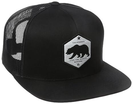 b96cd9ff590bc Amazon.com  Rip Curl Men s California HWY Trucker Hat