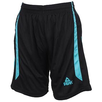 e076a37573a2 Peak - Short feminin noir eau - Short de basket  Amazon.fr  Sports ...