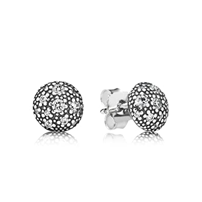f019c04d3 290560CZ Pandora Cosmic Stars Stud Earrings: Amazon.co.uk: Jewellery