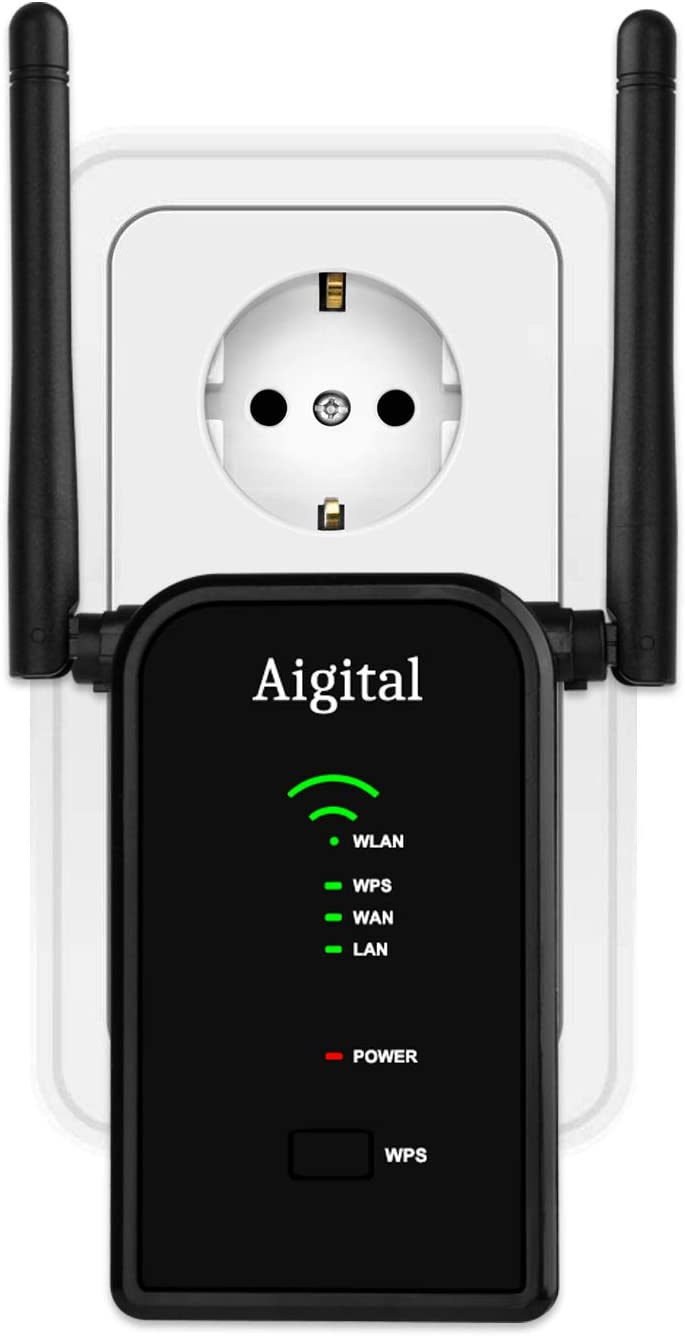 Aigital Wlan Router 300mbit S Wlan Repeater Computer Zubehör