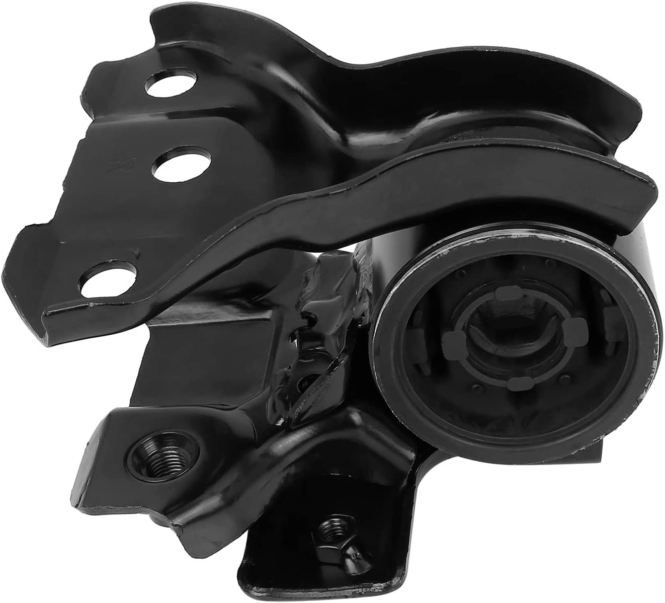 X AUTOHAUX 51395-SWA-A01 Front Lower Control Arm Bushing RH Suspension Control Arm Bushing with Bracket for Honda CR-V