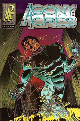 Agony Acres #1 FN ; AA2 comic book