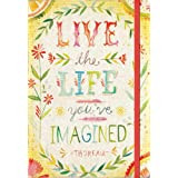 Studio Oh! Compact Deconstructed Journal, Live the Life