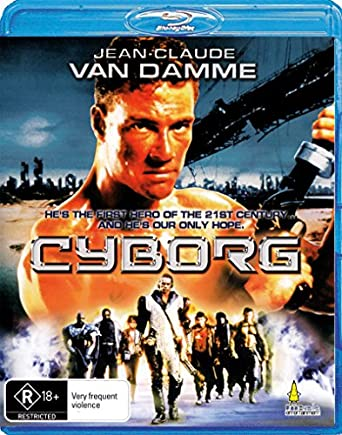 Cyborg [Blu-Ray] [DVD de Audio]: Amazon.es: Cine y Series TV