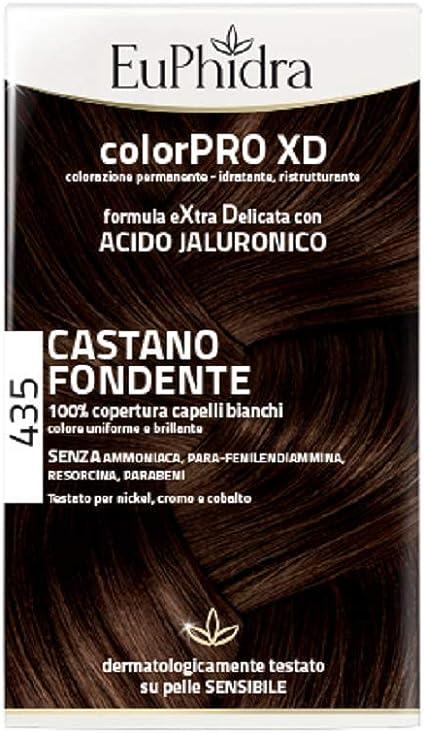 EuPhidra tinte para el cabello - Color Marrón Oscuro: Amazon ...