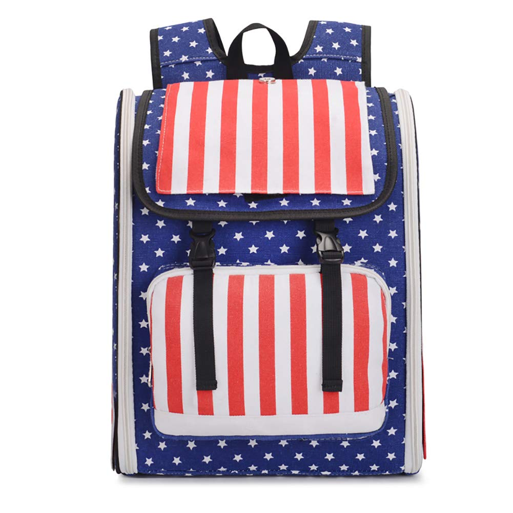 Dog Cats Travel Carrier Pet Bag Backpack Pet Carrier Top Opening Washable Cat Dog Puppy bag