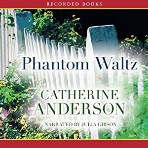 Phantom Waltz Audiobook