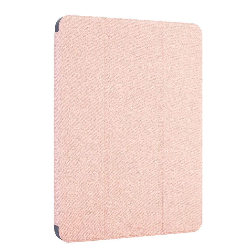 【即出荷】 Aobiny iPad Pro Pro Aobiny 11インチ 2018用 スマートフリップ iPad 折りたたみ式 レザースタンド タブレットケースカバー ピンク le ピンク B07L4CGK5B, ジュエリー WADA:95b1f9c8 --- a0267596.xsph.ru