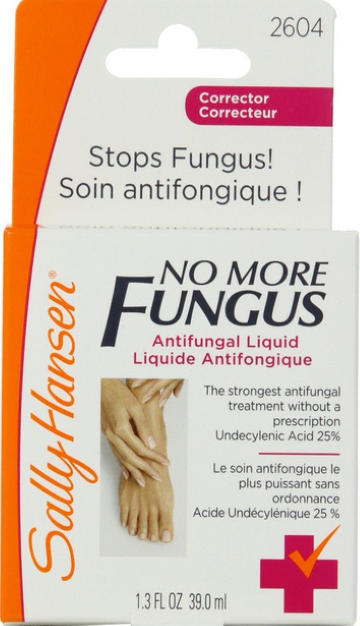 Sally Hansen No More Fungus Antifungal Liquid [2604], 1.3 oz ( Pack of 12) by Sally Hansen