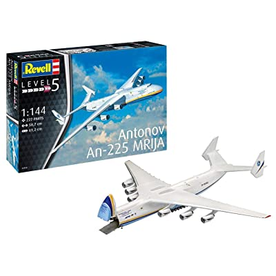 Revell 04958 Antonov An-225 Cameras, Multi Colour: Toys & Games