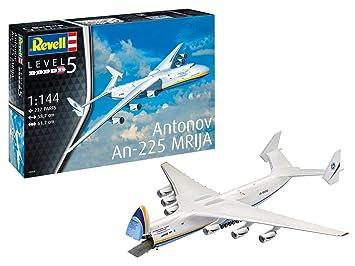 amazon com revell 04958 antonov an 225 cameras multi colour toys