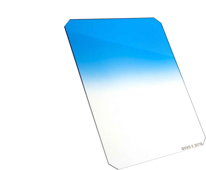 3.35x4.35 Formatt-Hitech 85x110mm Resin Color Grad Soft Edge Blue 1