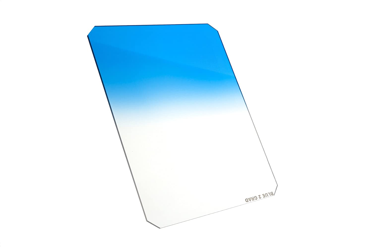 Resin Solid Color Cool Blue 2 2.67x3.35 Formatt-Hitech 67x85mm