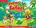 Super Safari Level 1 Pupil's Book with DVD-ROM