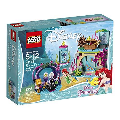 LEGO Disney Princess Ariel and the Magical Spell 41145 Build