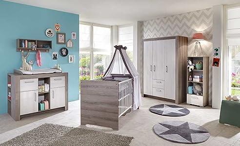 Babyzimmer, Kinderzimmer, Komplett-Set, Babymöbel, Einrichtung