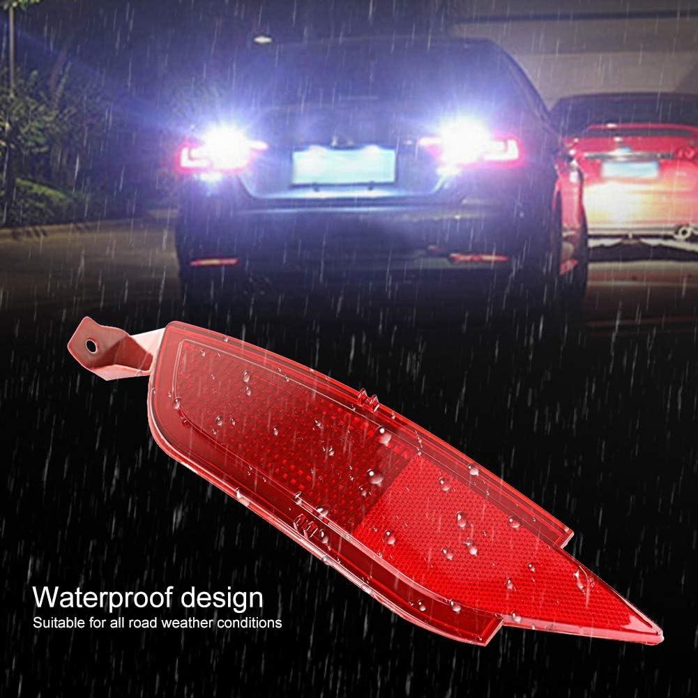 Nebelschlussleuchte Auto Heckstoßstange Heckstoßstange Links Nebelscheinwerfer Reflektor Rückfahrscheinwerfer Fit Für Fiesta Mk7 2008 2016 Auto