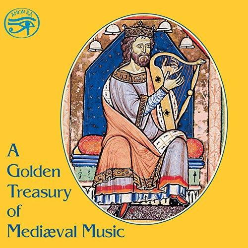 A Golden Treasury of Mediæval ...