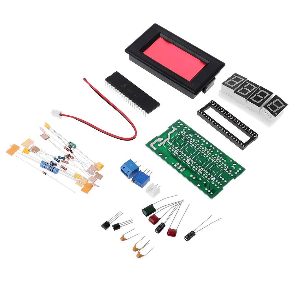 BASSK ICL7107 Digital Amperemeter Kit DIY Modul DC 5 V 35 mA 70,6x39 mm DIY Kits Amp Strommesser