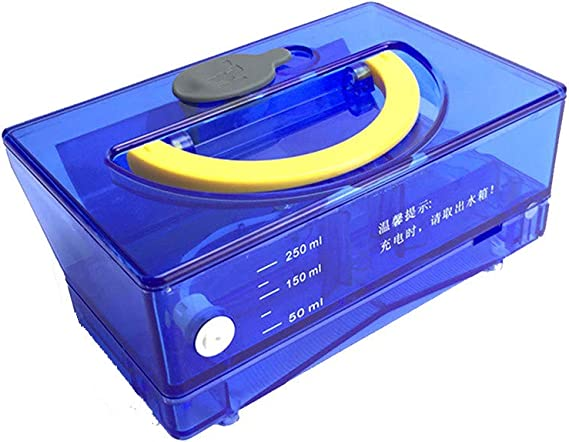 DepóSito De Agua, Chshe ™, Reemplazo De Los Accesorios Del DepóSito De Agua Para El Robot Aspirador Ilife V3 / V5S / X5 / V5S Pro(A): Amazon.es: Bricolaje y herramientas
