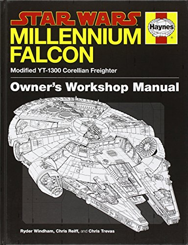 The Millennium Falcon is a legendary spaceship, made famous by its adventures under the command of smugglers Han Solo and Chewbacca, who made numerous special modifications to transform the beat-up Corellian light freighter into one of the fa...