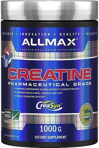 ALLMAX Nutrition – Micronized Creatine Monohydrate – 1000 Gram