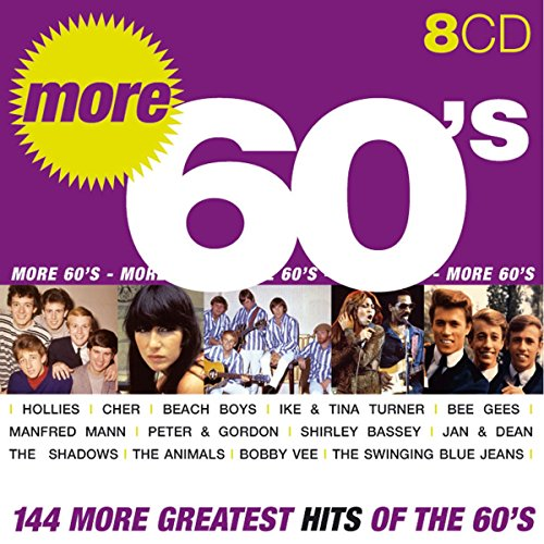 Various Artists - More Greatest Hits of The 60