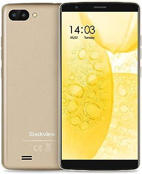 Blackview A20 - Telefono Movils Libres Smartphone Desbloqueado ...