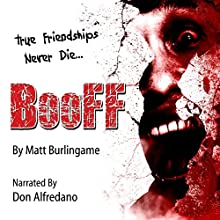 BooFF Audiobook by Matt Burlingame Narrated by Don Alfredano