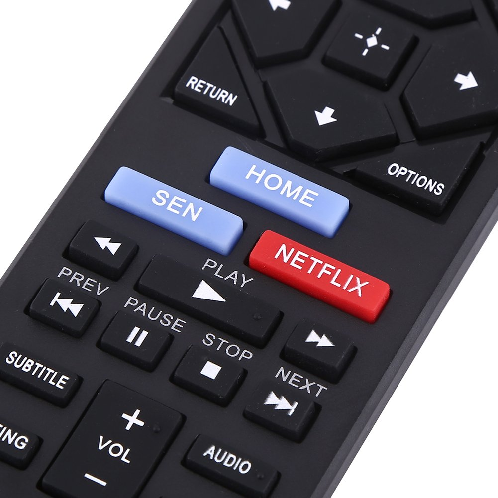 Blu-Ray Player Remote Control for Sony Universal Remote Control Replacement for Sony Blue Ray Player RMT-B126A